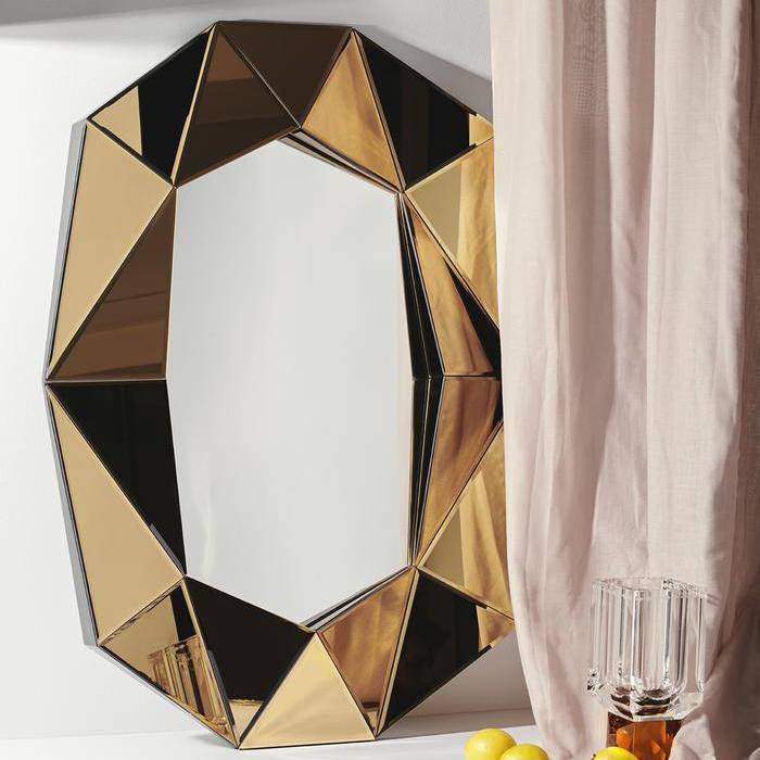 Speil Diamond Large Bronze