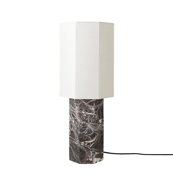 Bordlampe Eight over Eight Marmor H60