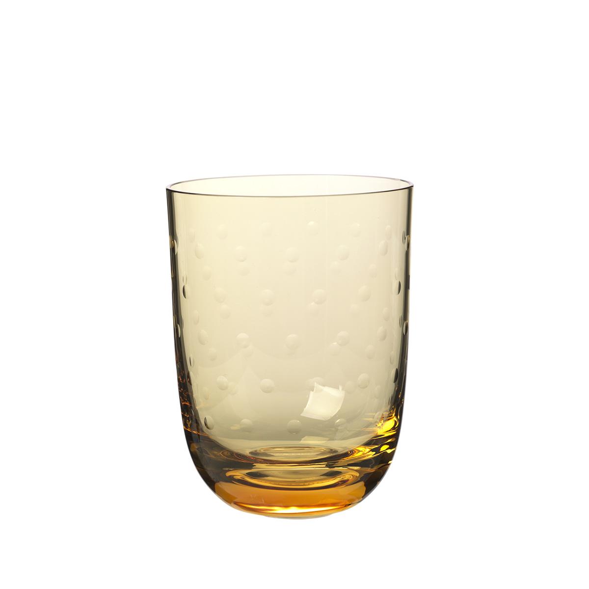 Vannglass Soda Amber