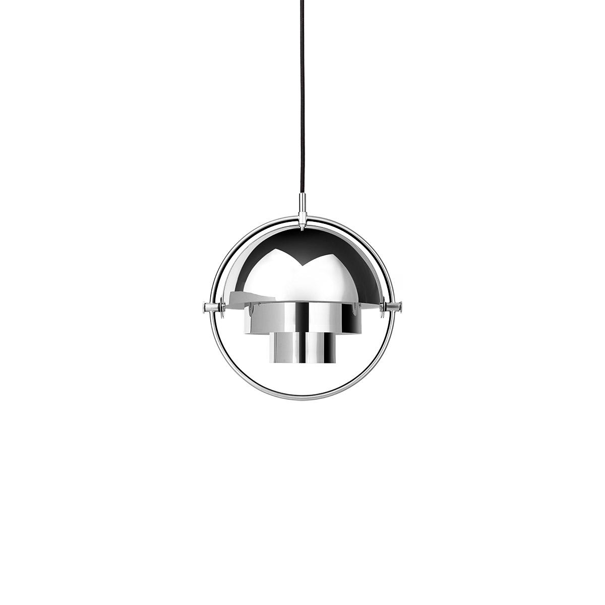 Multi-Lite Small Taklampe Krom
