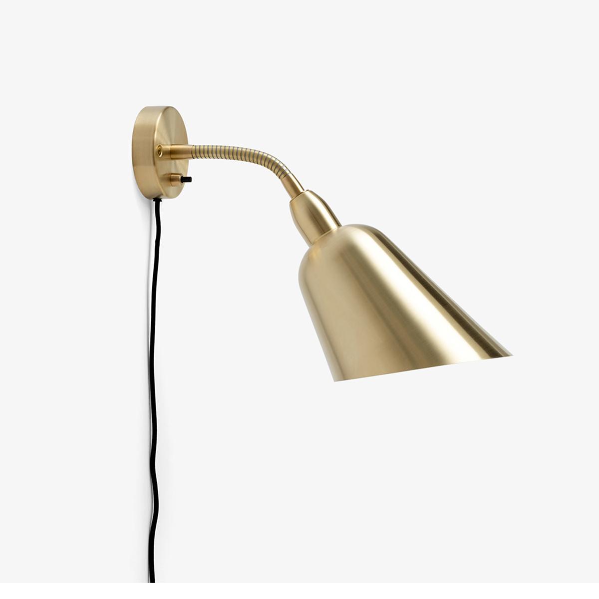 Bellevue Vegglampe AJ9 Messing