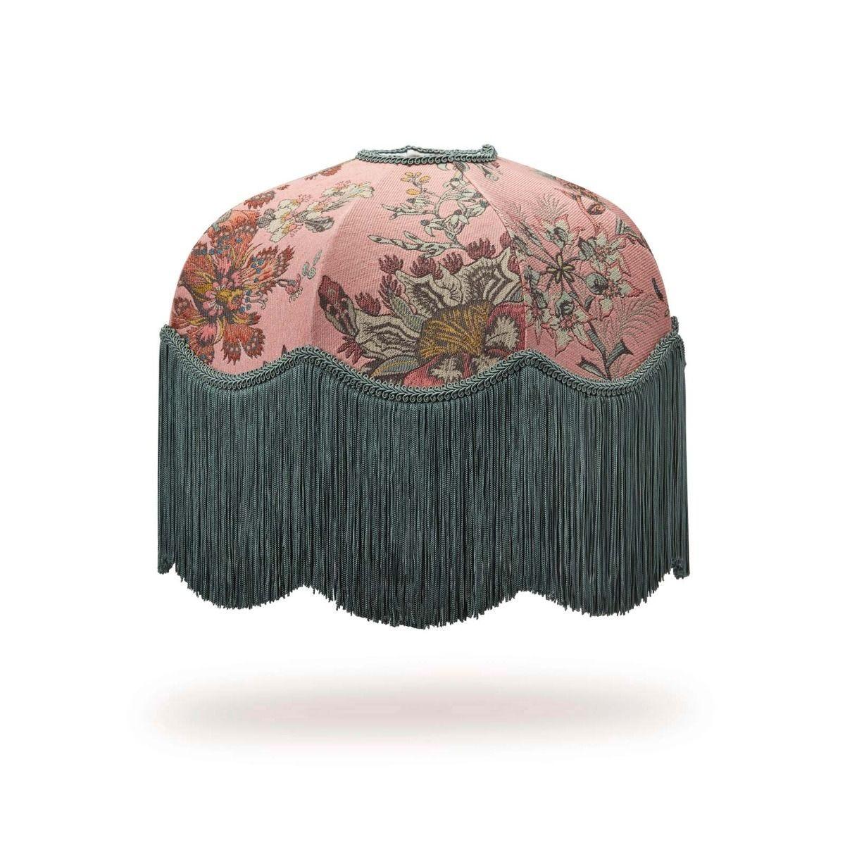 Florafantasia Tilia Lampeskjerm Bisque Pink