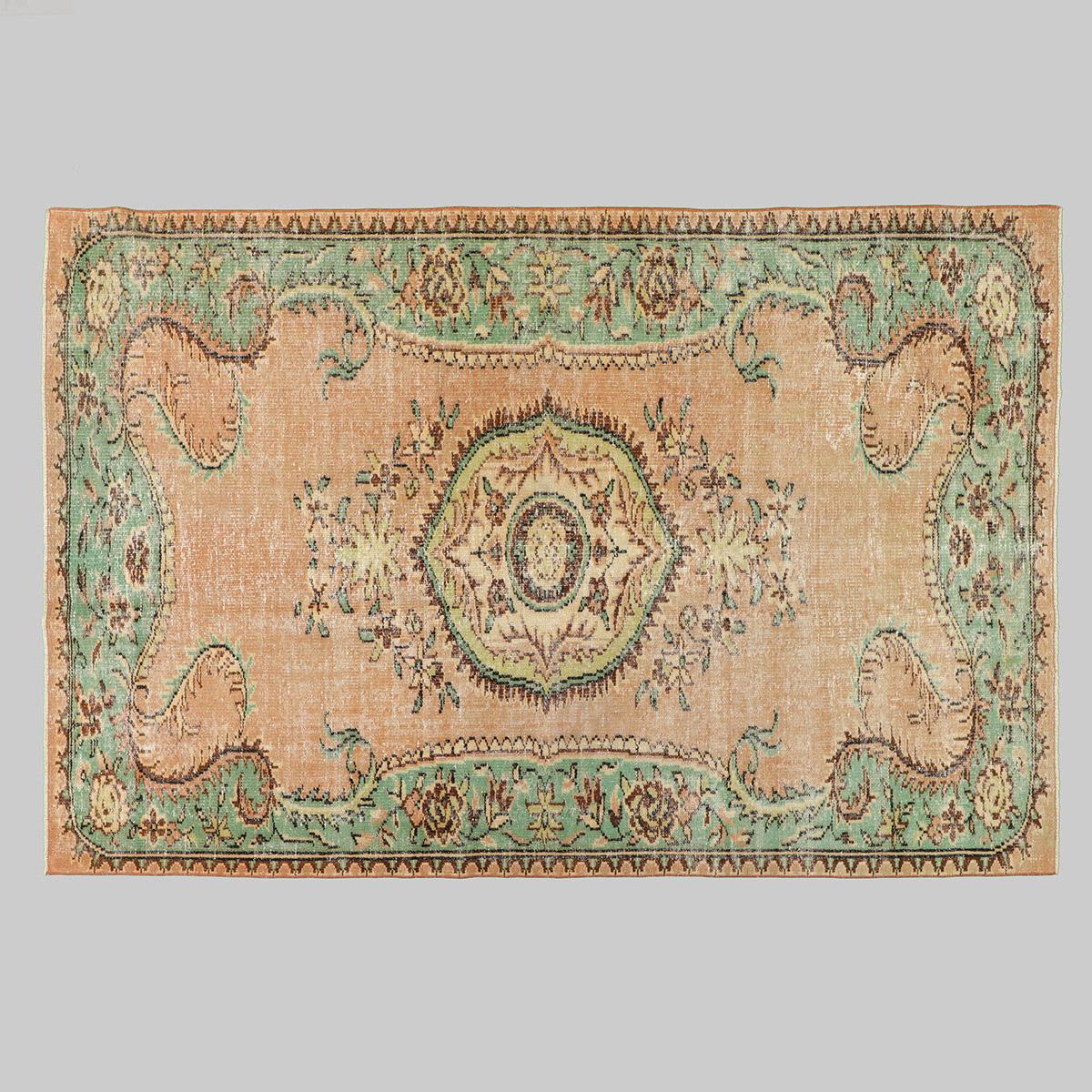 Vintage Tapis Zeki Muren 2,58x1,72