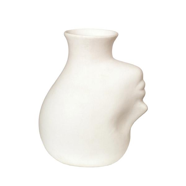 Vase Head Upside Down