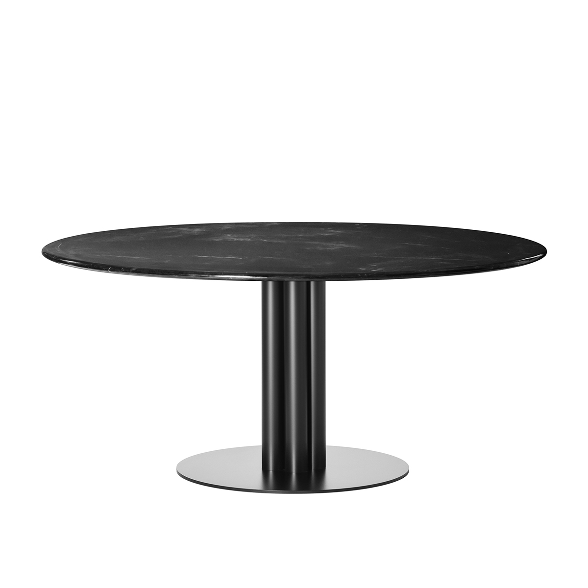 Spisebord Round About Ø160 Black