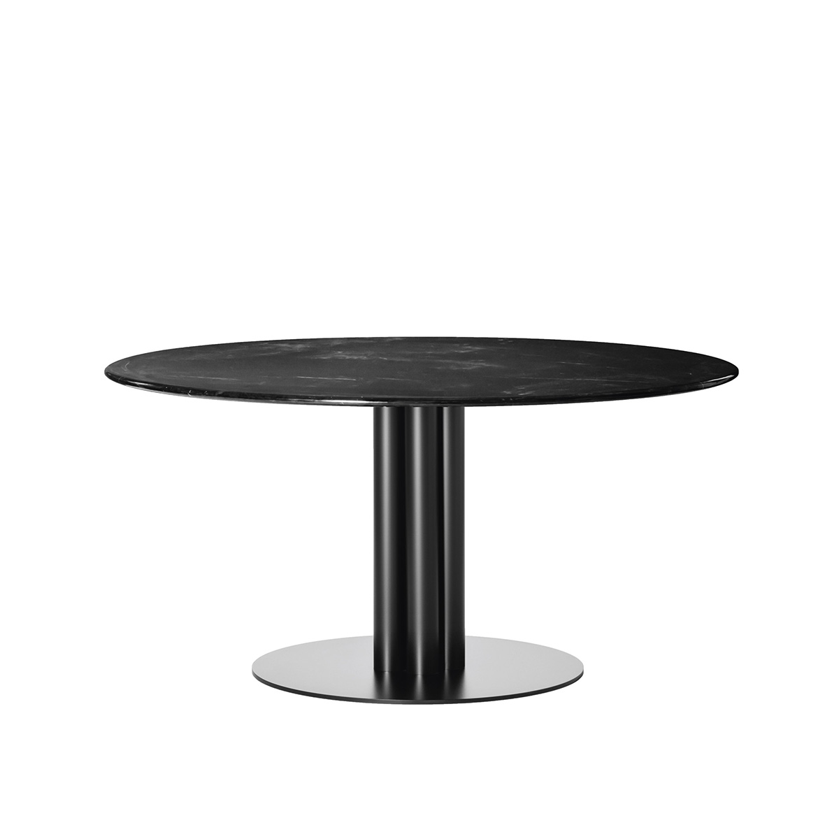 Spisebord Round About Ø140 Black