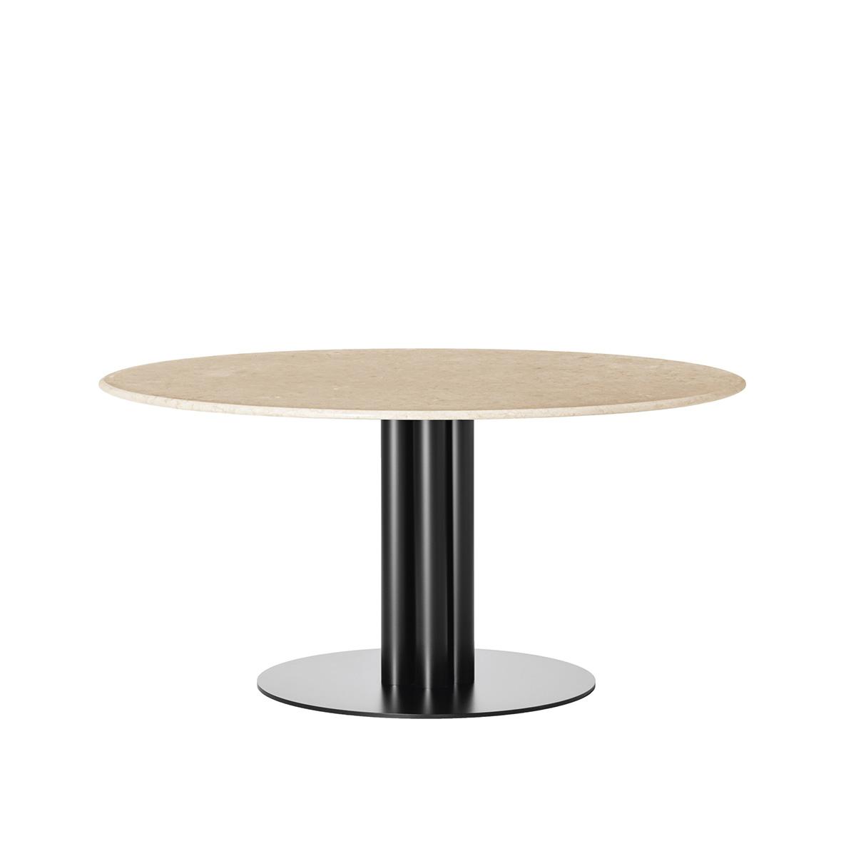 Spisebord Round About Ø140 Beige