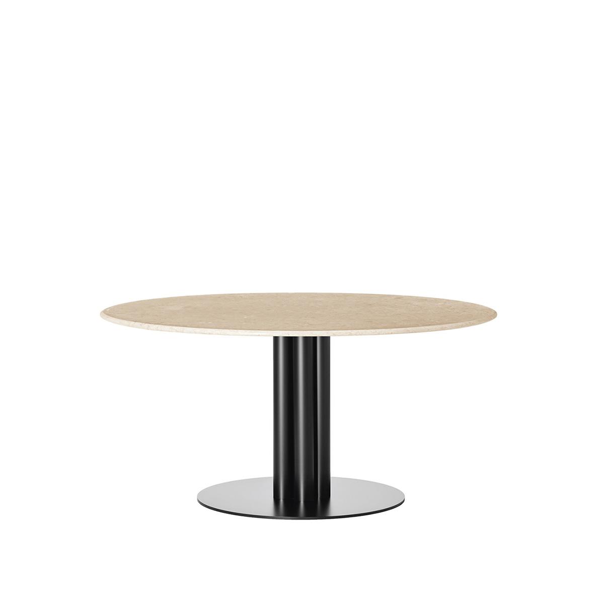 Sofabord Round About Ø90 Beige