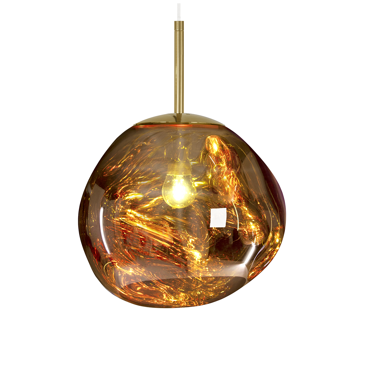Melt Mini Pendel LED Gull