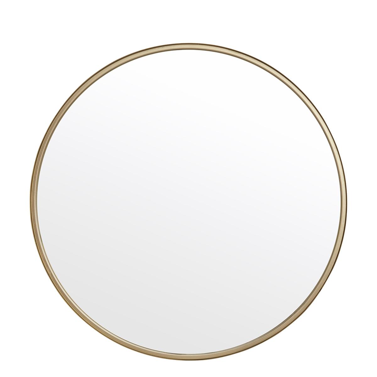 Speil Rundt Gull
