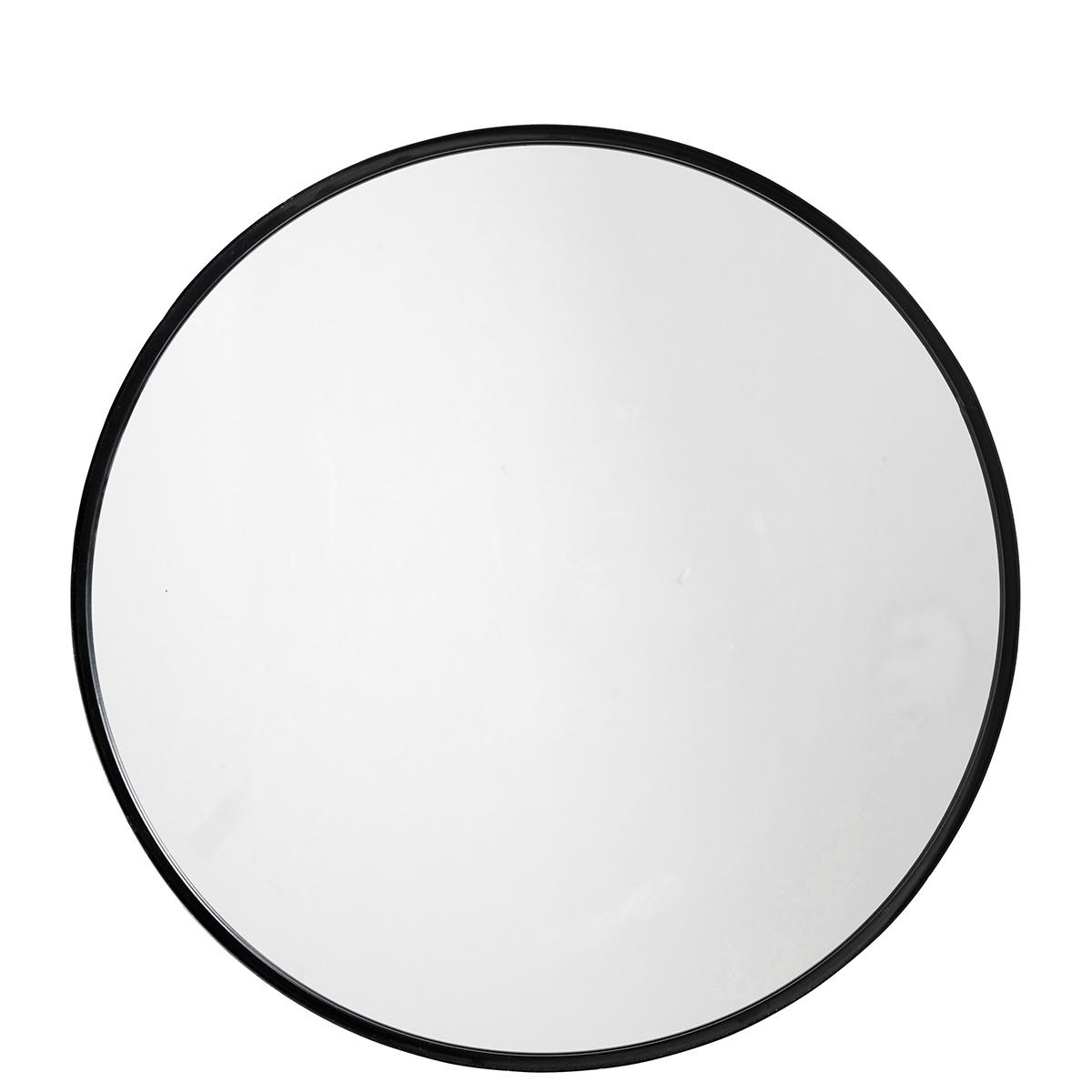 Speil Rundt Sort