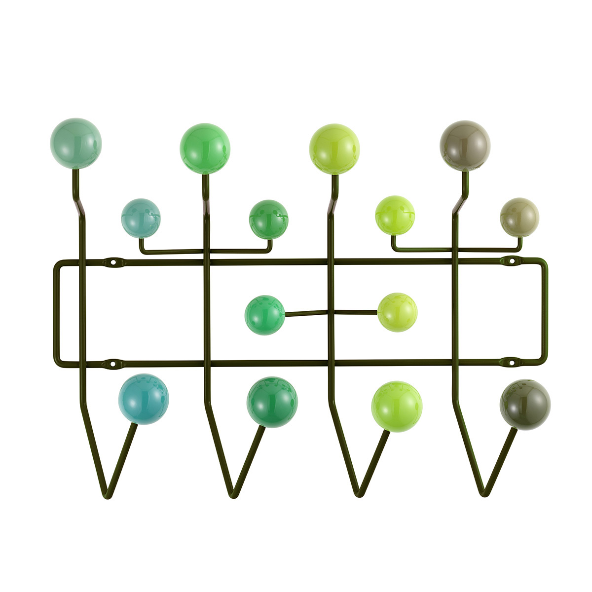Hang It All Green Multi-Tone