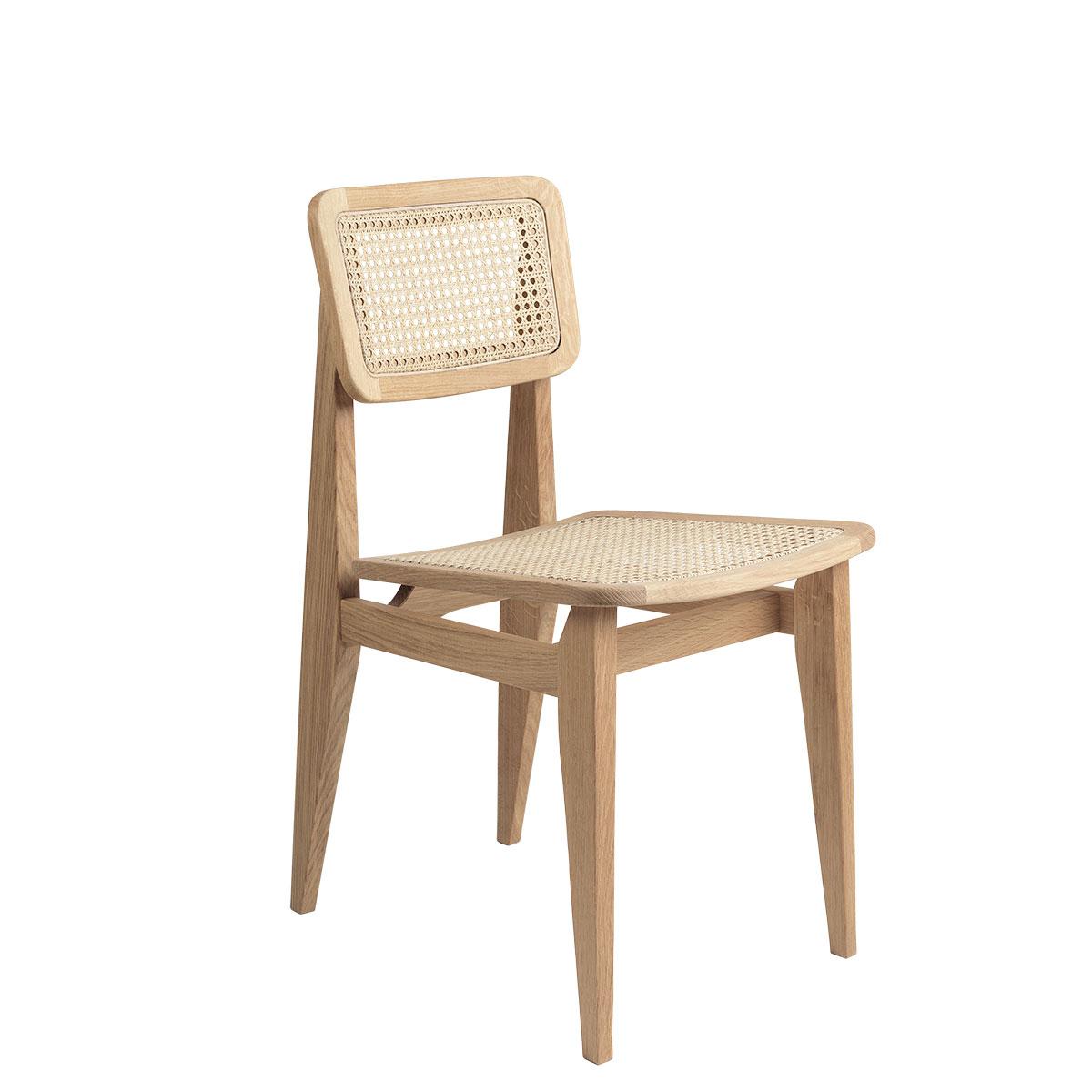 C-Chair Rotting Oljet Eik