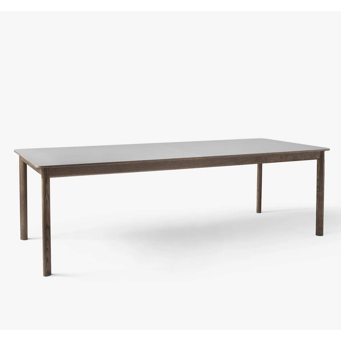 Patch Uttrekkbart Spisebord HW2 Røkt Eik