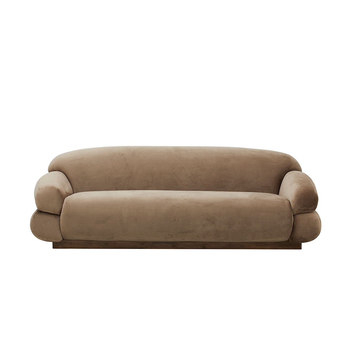 Sofa Sof Lys Brun