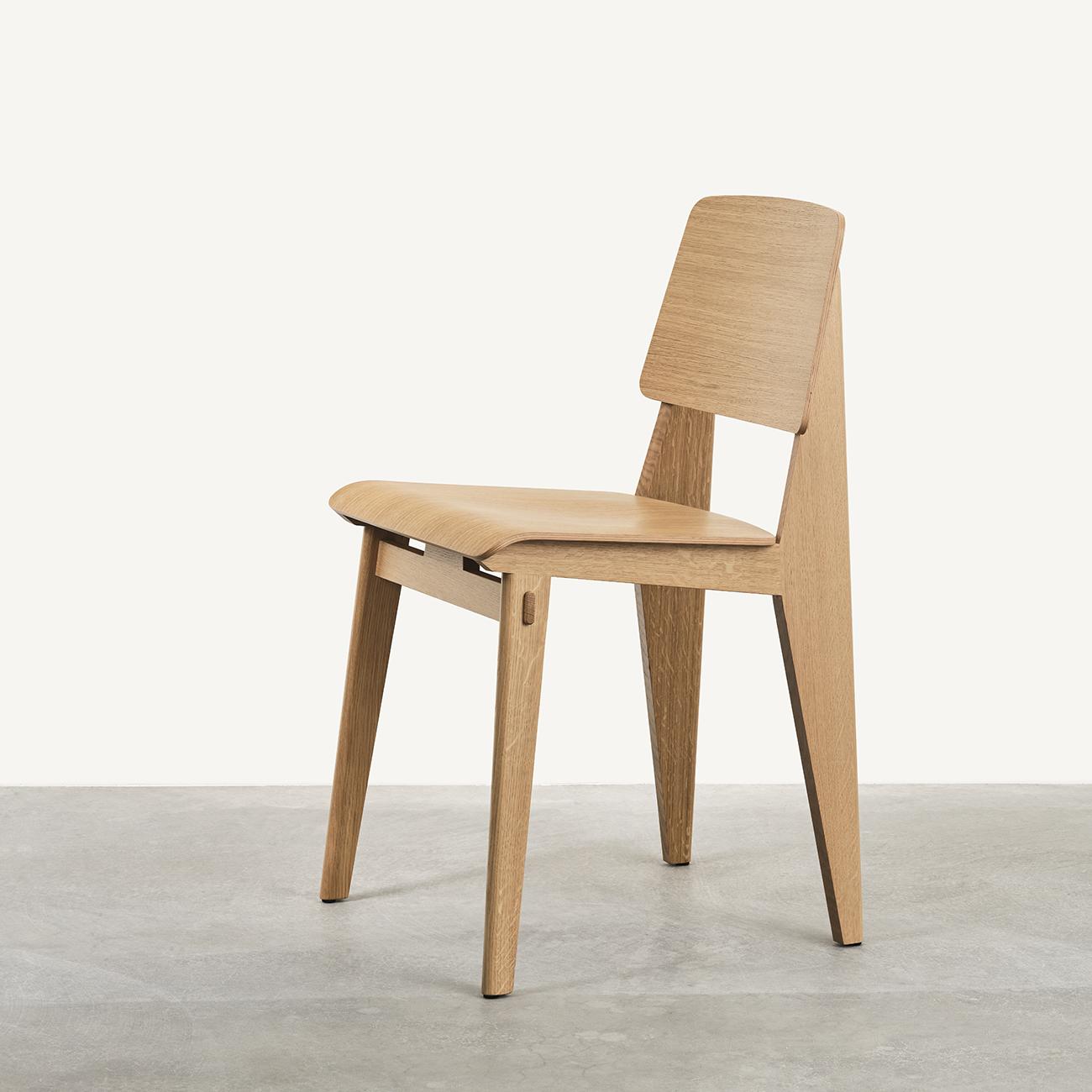 Chaise Tout Bois Chair Natural Oak