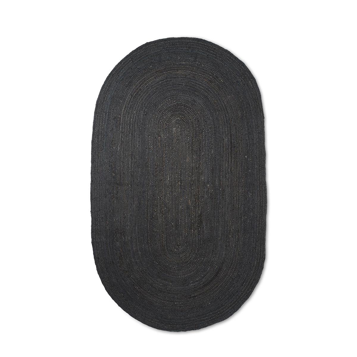 Teppe Eternal Oval Black L