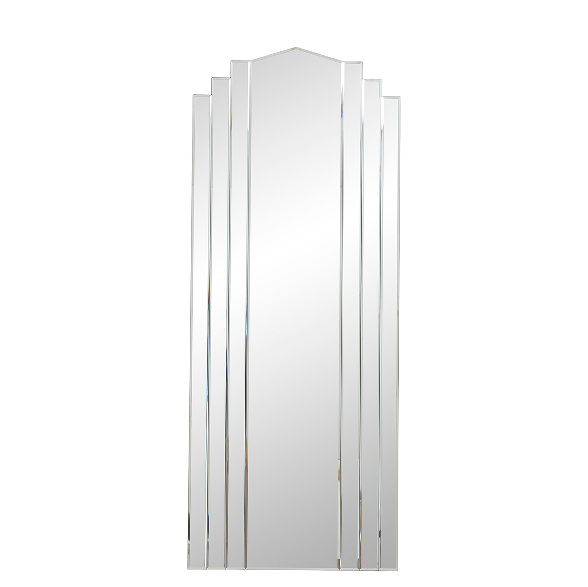 Speil Dove Sølv