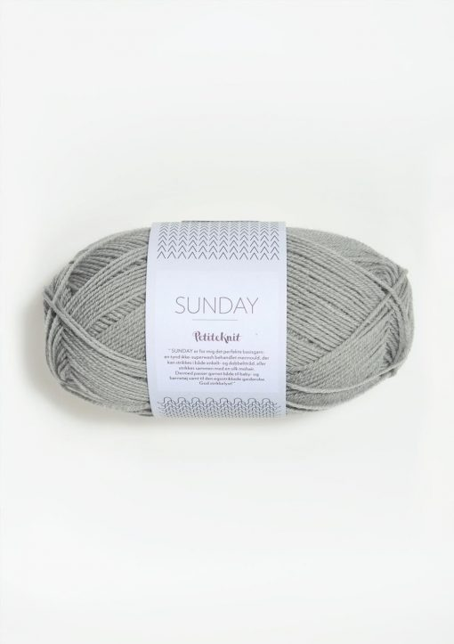 SUNDAY Foggy grey 1031