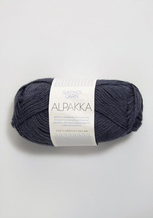 ALPAKKA    BLÅGRÅ  6071