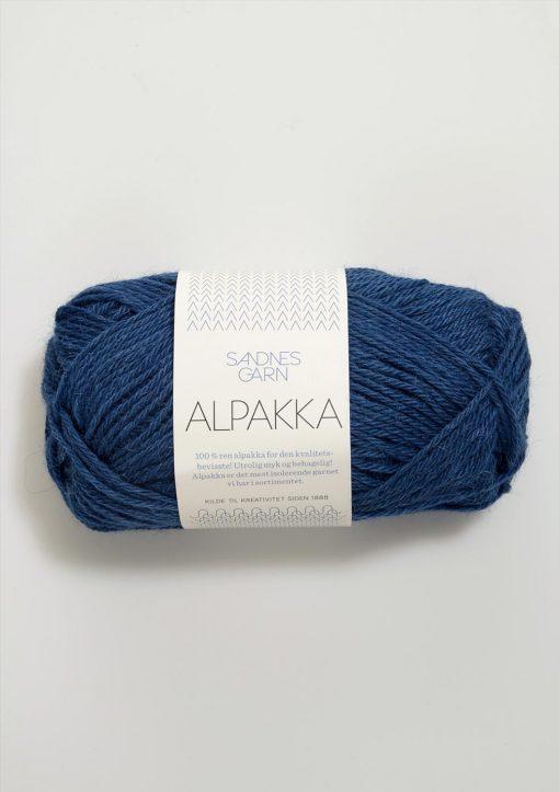 ALPAKKA    INK BLÅ 6063
