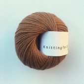 Knitting for Olive, merino Karamel