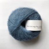 KFO Soft Silk Mohair, Dueblå