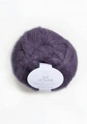 Silk Mohair, lilla 5155