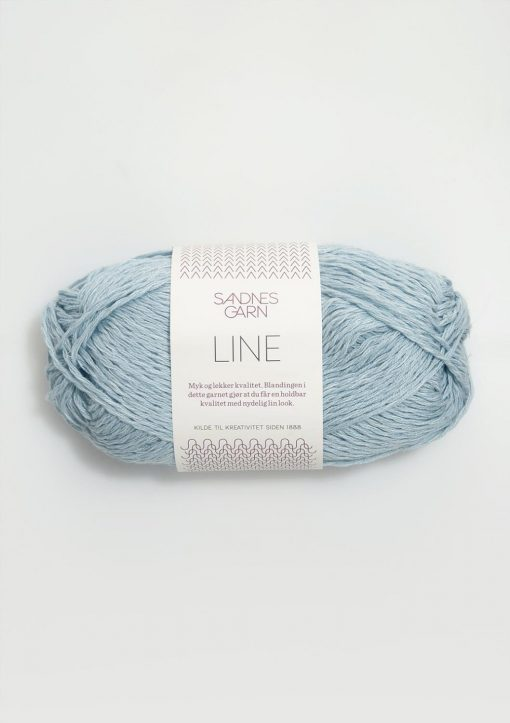 LINE,  LYS BLÅ 5930