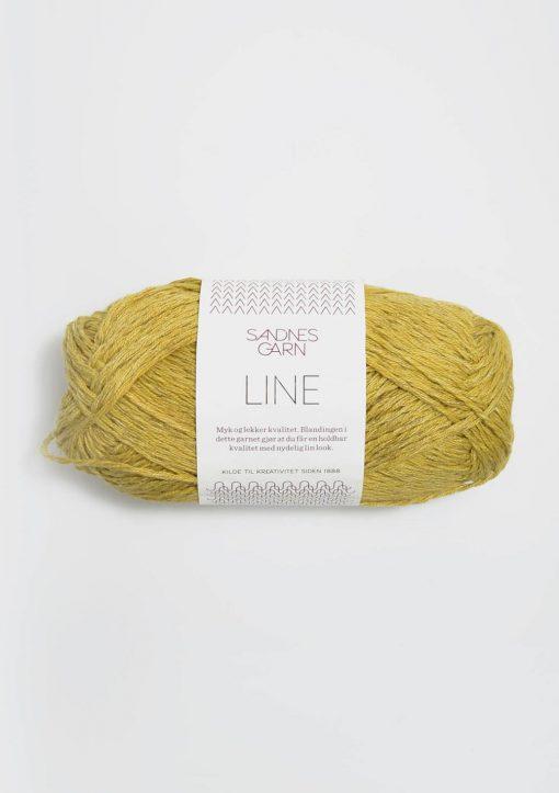 LINE, GULGRØNN 2024