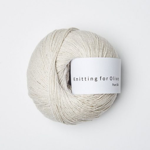Knitting for Olive, Pure silk Kit