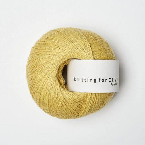 Knitting for Olive  Pure Silk  Kvæde