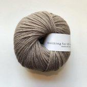 KFO Double Soft Merino  Hasselnød