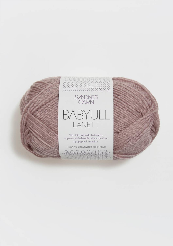 BABYULL LANETT    LYS DUS LILLA  4321