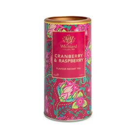 Wittard Cranberry & raspberry instant tea