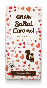 Gnaw Salted Caramel Love Bar