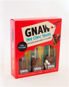 Milk Chololate Hot Choc Shot Gift Set