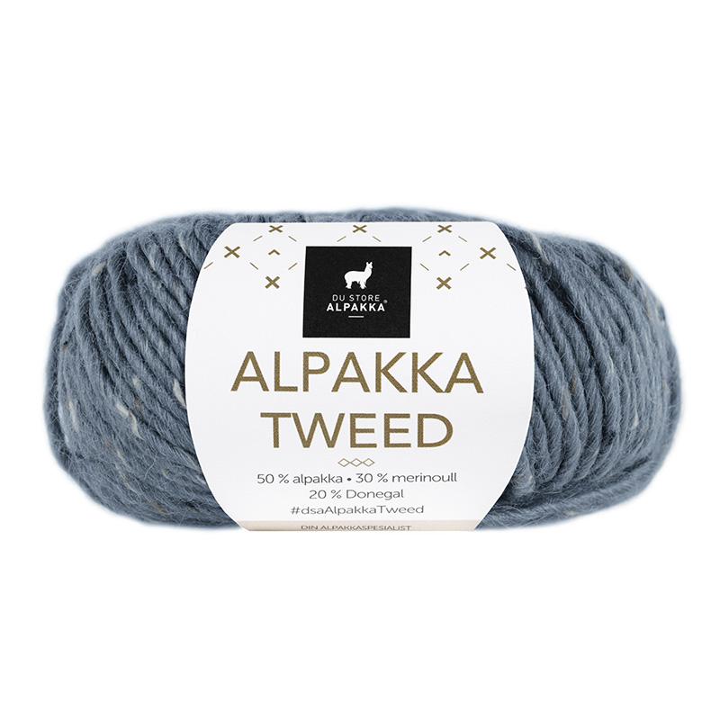 ALPAKKA TEED 104 Blå