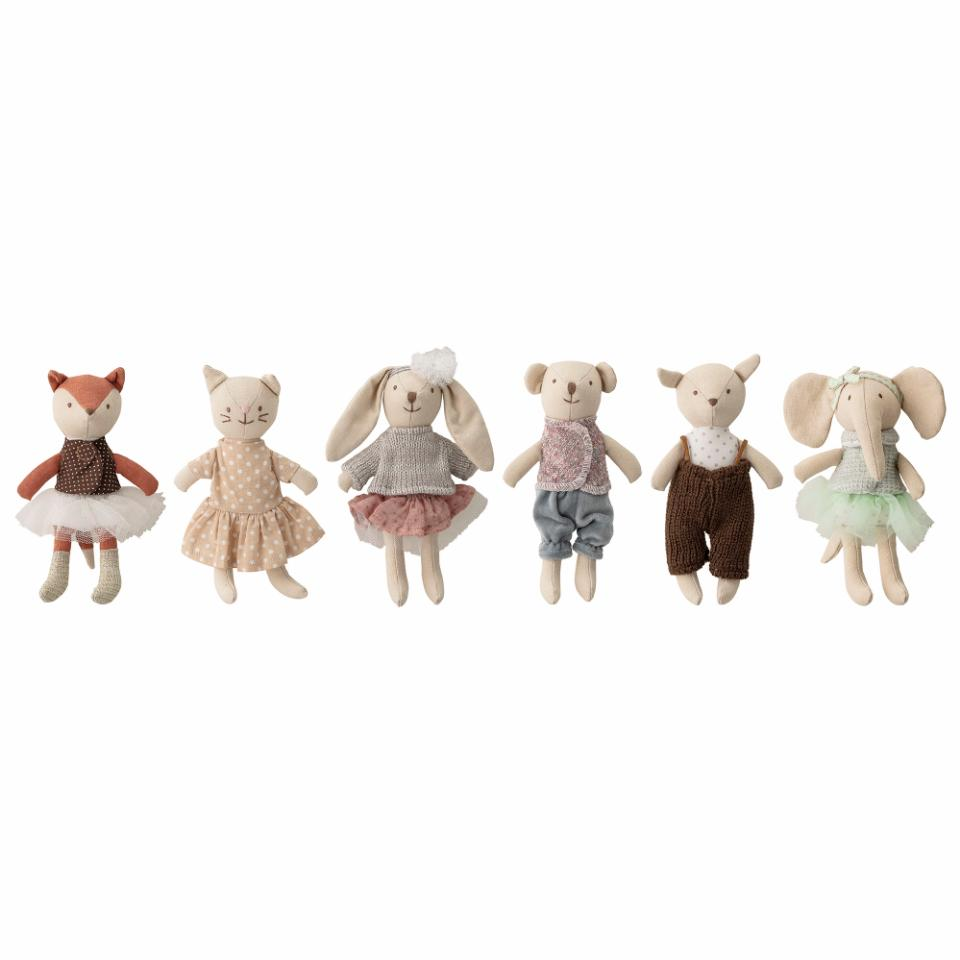 Animal friends soft toy