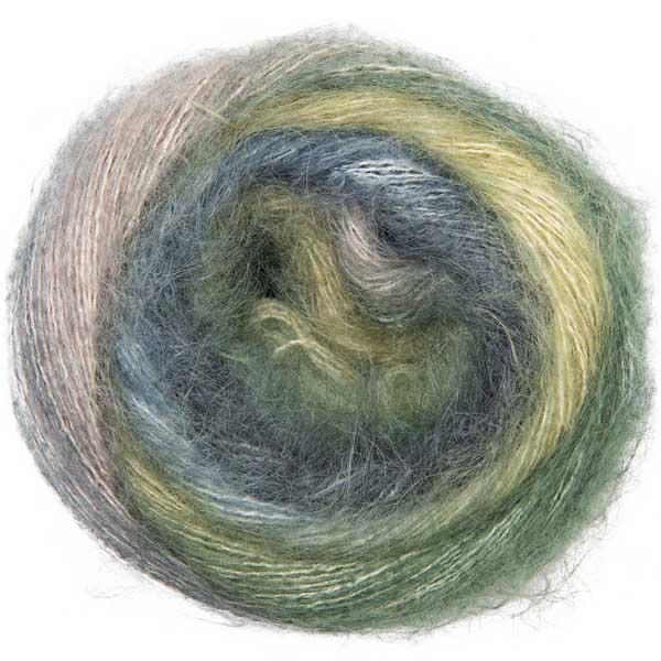 Essentials kid mohair silk, Forest 010