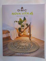 Oppskriftsbok DMC Nova vita, interiør