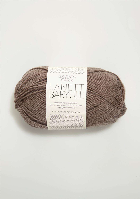 BABYULL LANETT Eikenøtt 3161