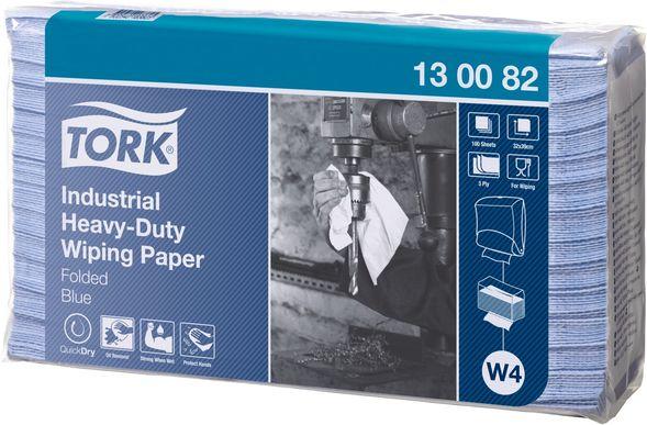 Tørkepapir Ekstra Sterk Blå Top-pak W4