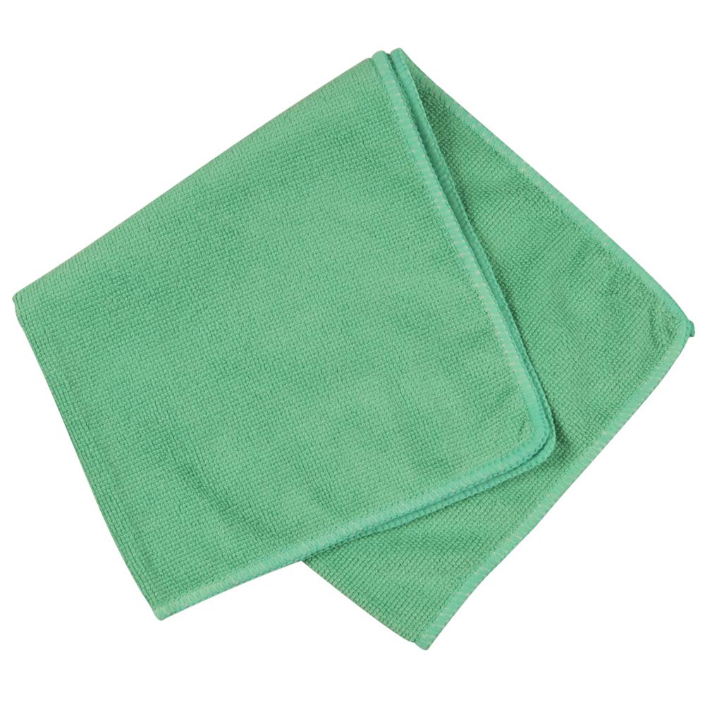 Microfiberklut Grønn 40x40
