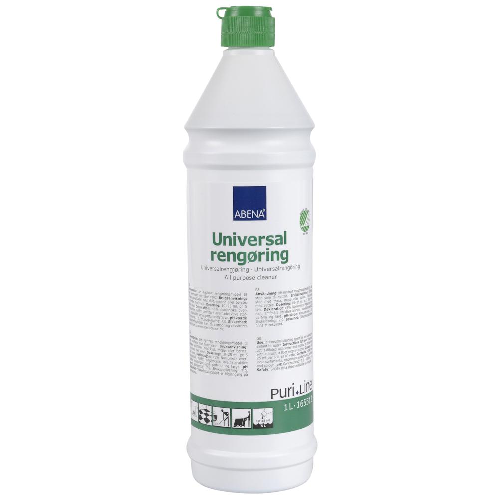 Universalrengjøring Puri-Line med duft 1L