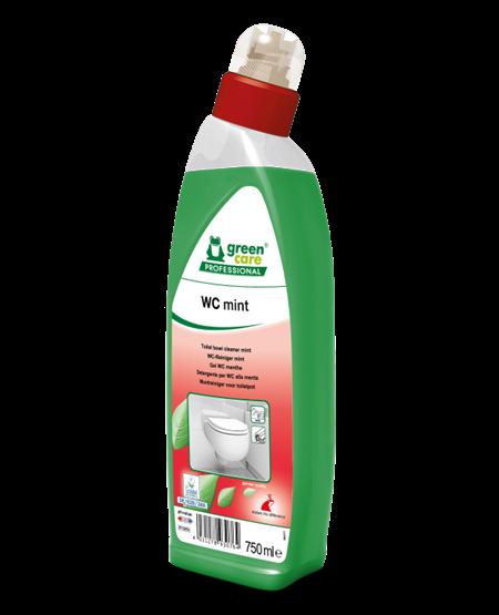 Wc Mint-Rengjøringsmiddel for Toalett