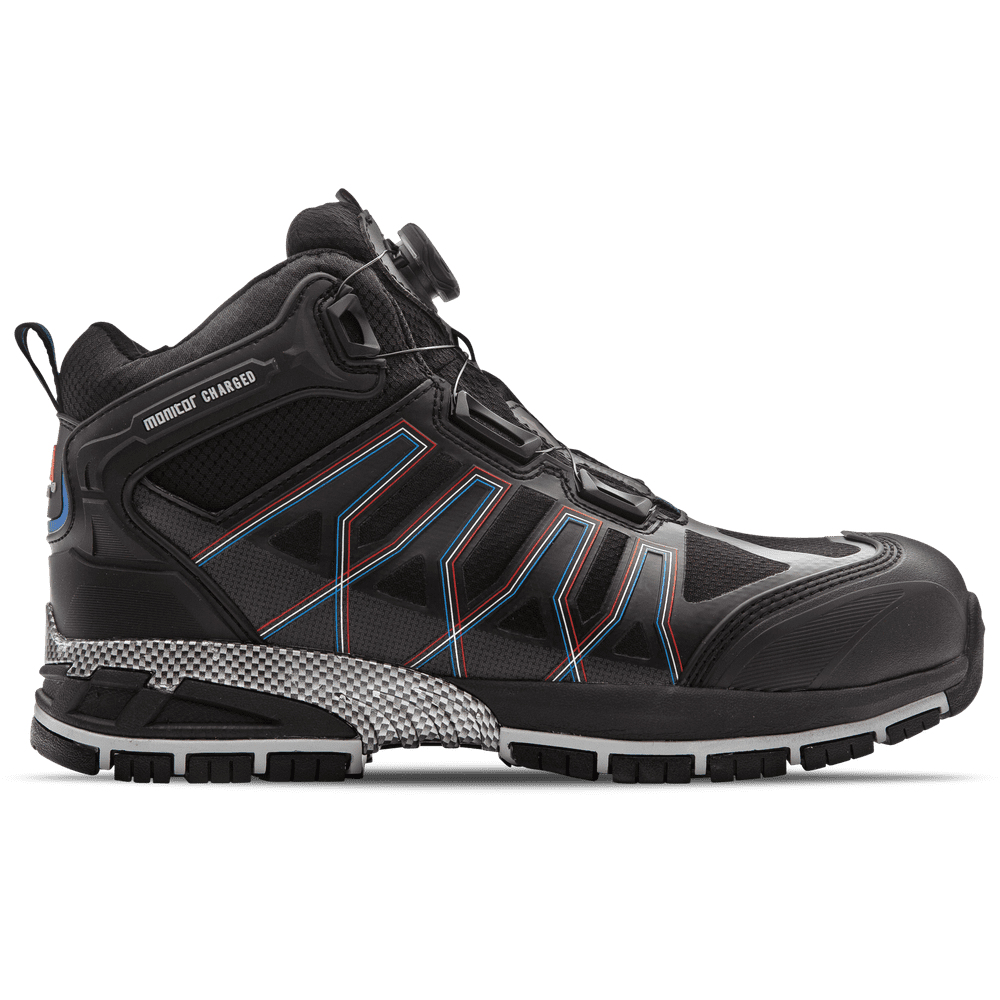 Charged BOA Monitex Safetyboot S3 WR