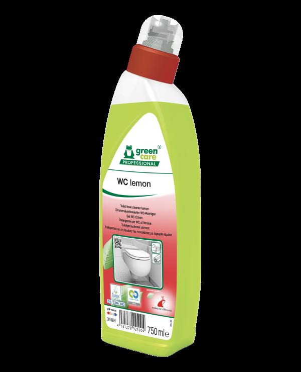 WC Lemon-rengjøringsmiddel for toalett