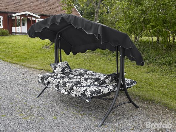 Sofia hammock fellbar svart