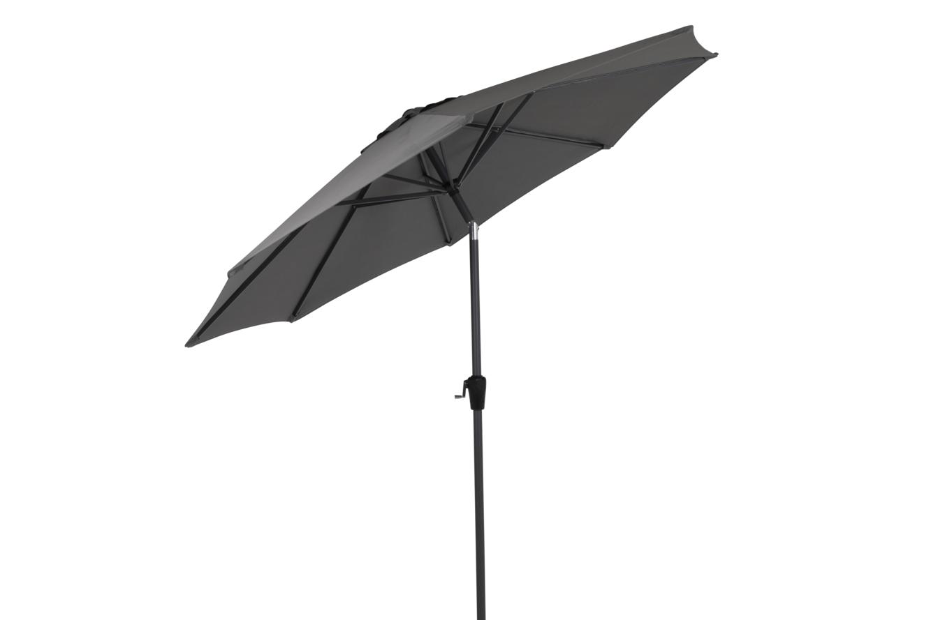 Cambre parasoll antrasitt - grå 300 cm